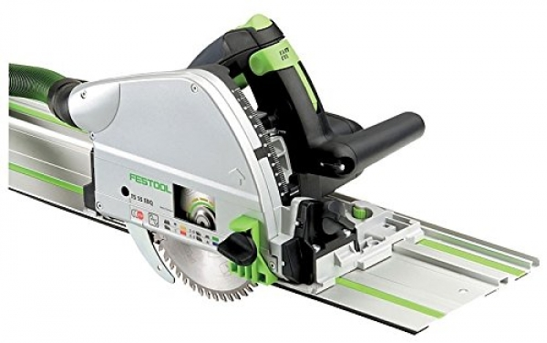 FESTOOL Sega ad affondamento TS 55 REBQ-Plus